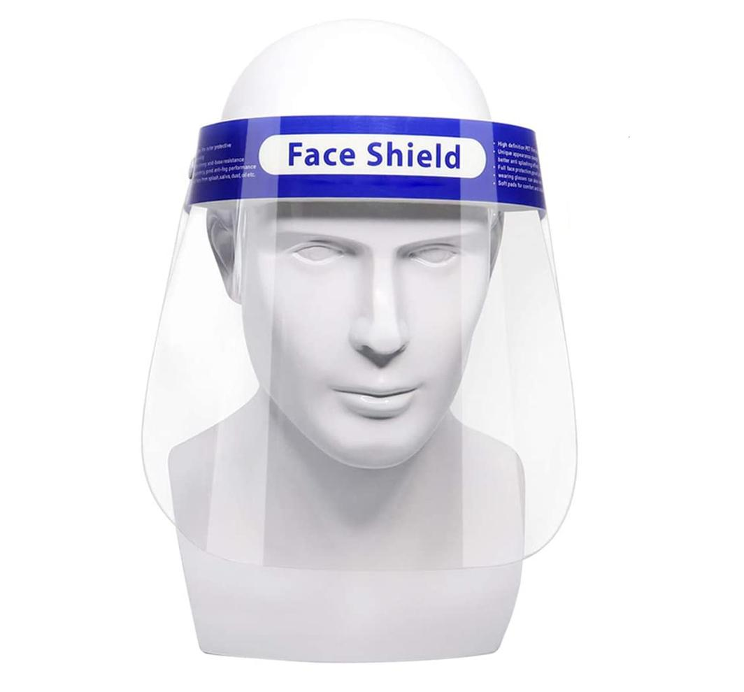 Safety Protective Splash Proof Full Head-mounted Face Eye Shield