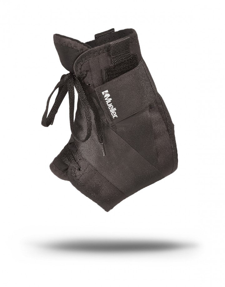 Mueller® Soft Ankle Brace with Straps