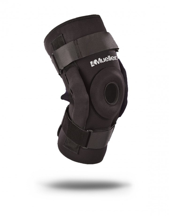 Mueller Pro Level™ Hinged Knee Brace Deluxe