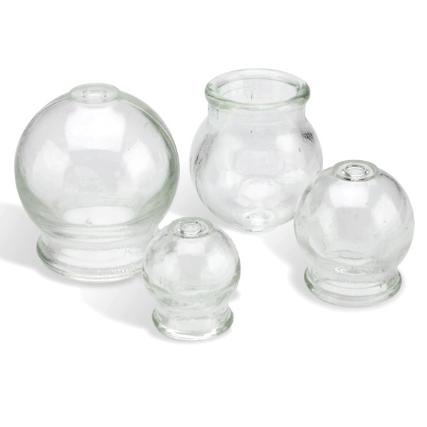 Glass Fire Cups