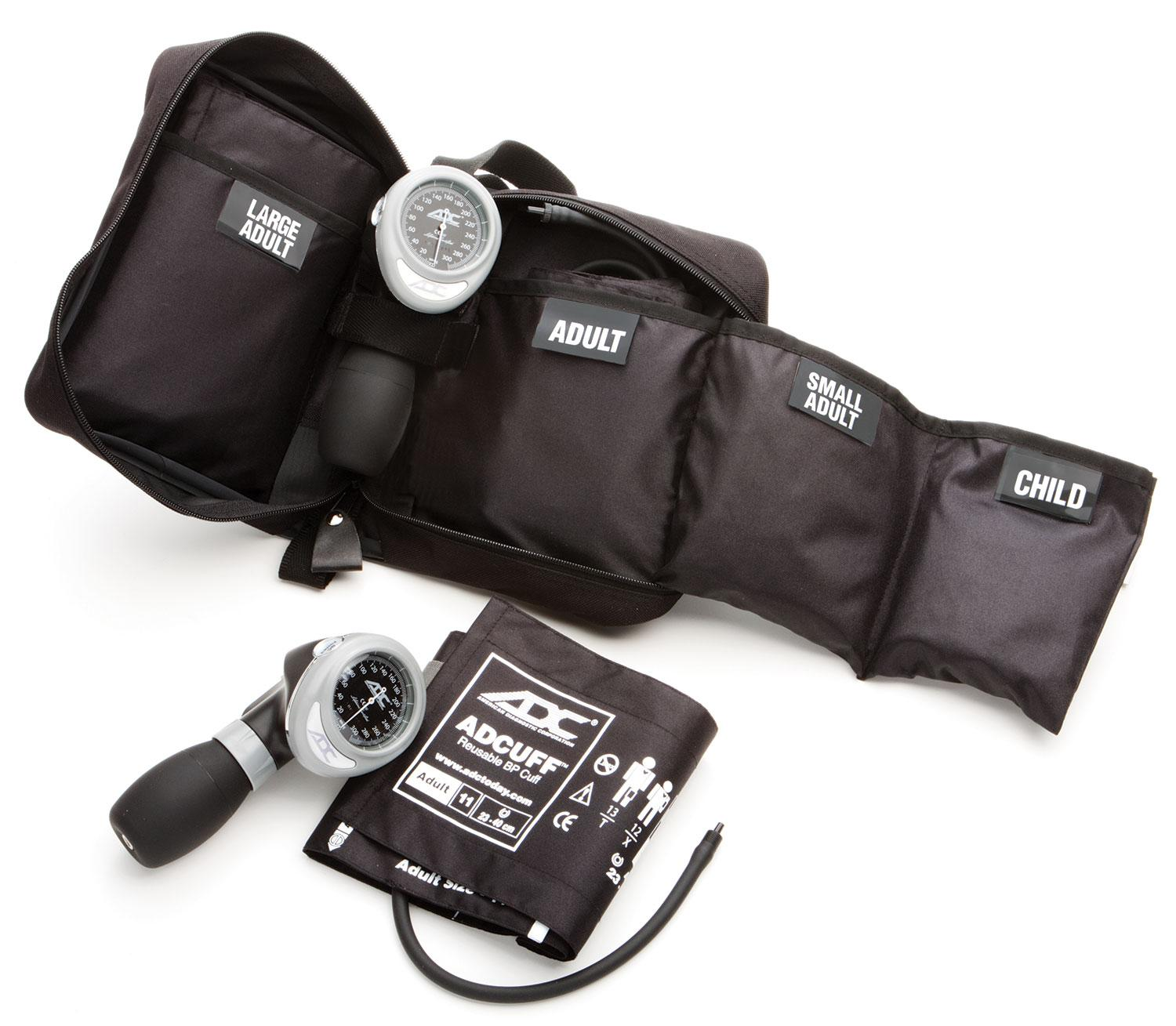 ADC Multikuf™ 4 Cuff Blood Pressure System Black