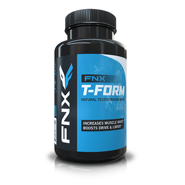 T-FORM Natural Testosterone Boost 90 Capsules