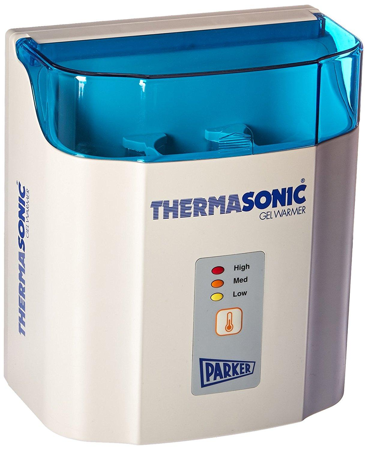 Thermosonic® Gel Warmer 3 Bottle Ultrasound Gel Warmer