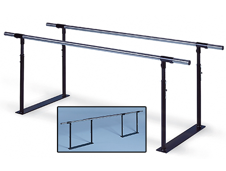 Hausmann Folding Parallel Bars 9'