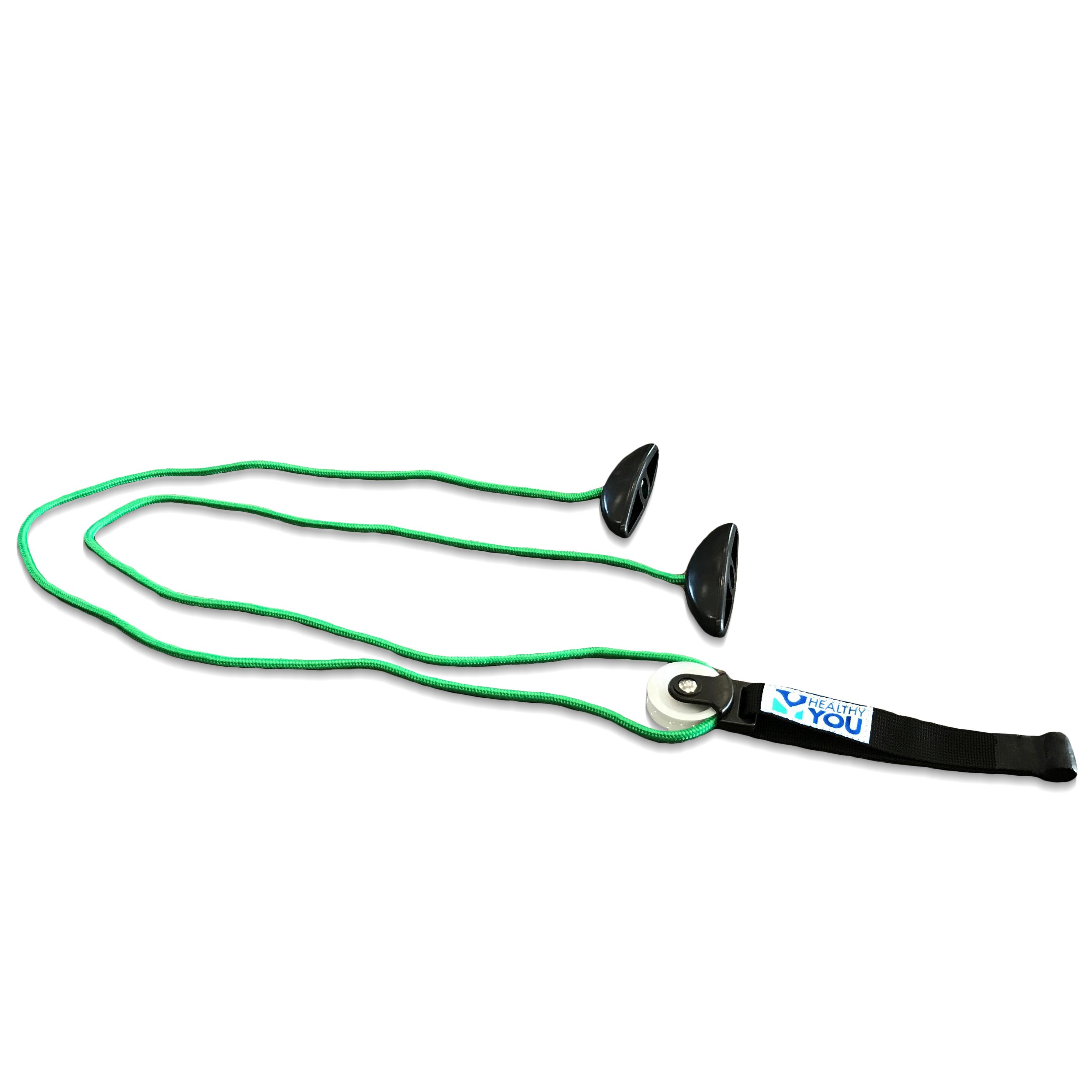Healthy You™ Shoulder Pulley With Webbing Door Strap