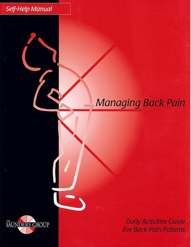 Managing Back Pain Saunders Education Manual