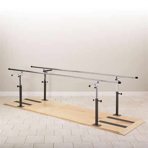 Clinton™ 10 foot Platform Mounted Parallel Bars