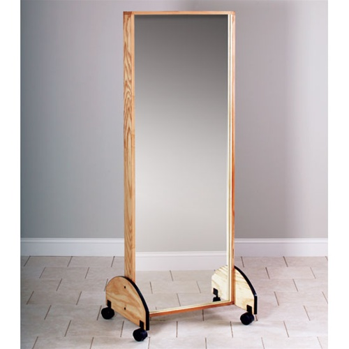 Clinton™ Mobile Adult Mirror