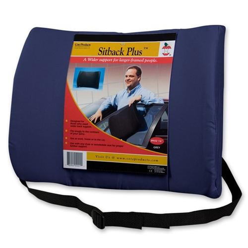 Core Products Sitback Plus™ Blue