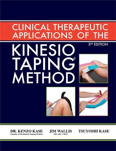 Clinical Therapeutic Applications of the Kinesio Taping Method Manual