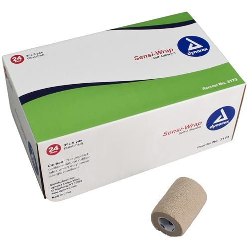 Sensi-Wrap Self Adherent Bandage 3