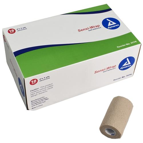 Sensi-Wrap Self Adherent Bandage 4
