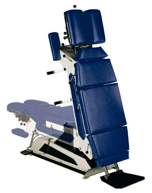 Elite High Low Table With Cervical, Pelvic, Upper & Lower Thoracic Drops