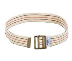 Elgin Gait/Transfer Belt Nickel Buckle 60