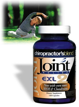 Chiropractor's Blend™ Joint Relief EXL 2 120 Capsules