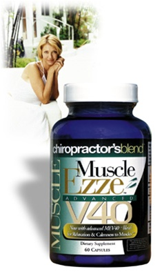 Chiropractor's Blend™ Muscle Ezze V40 60 Capsules