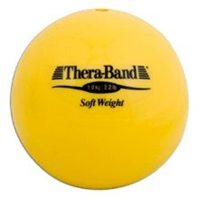 Thera-Band® Soft Weights 1.0 kg Yellow 2.2 lbs