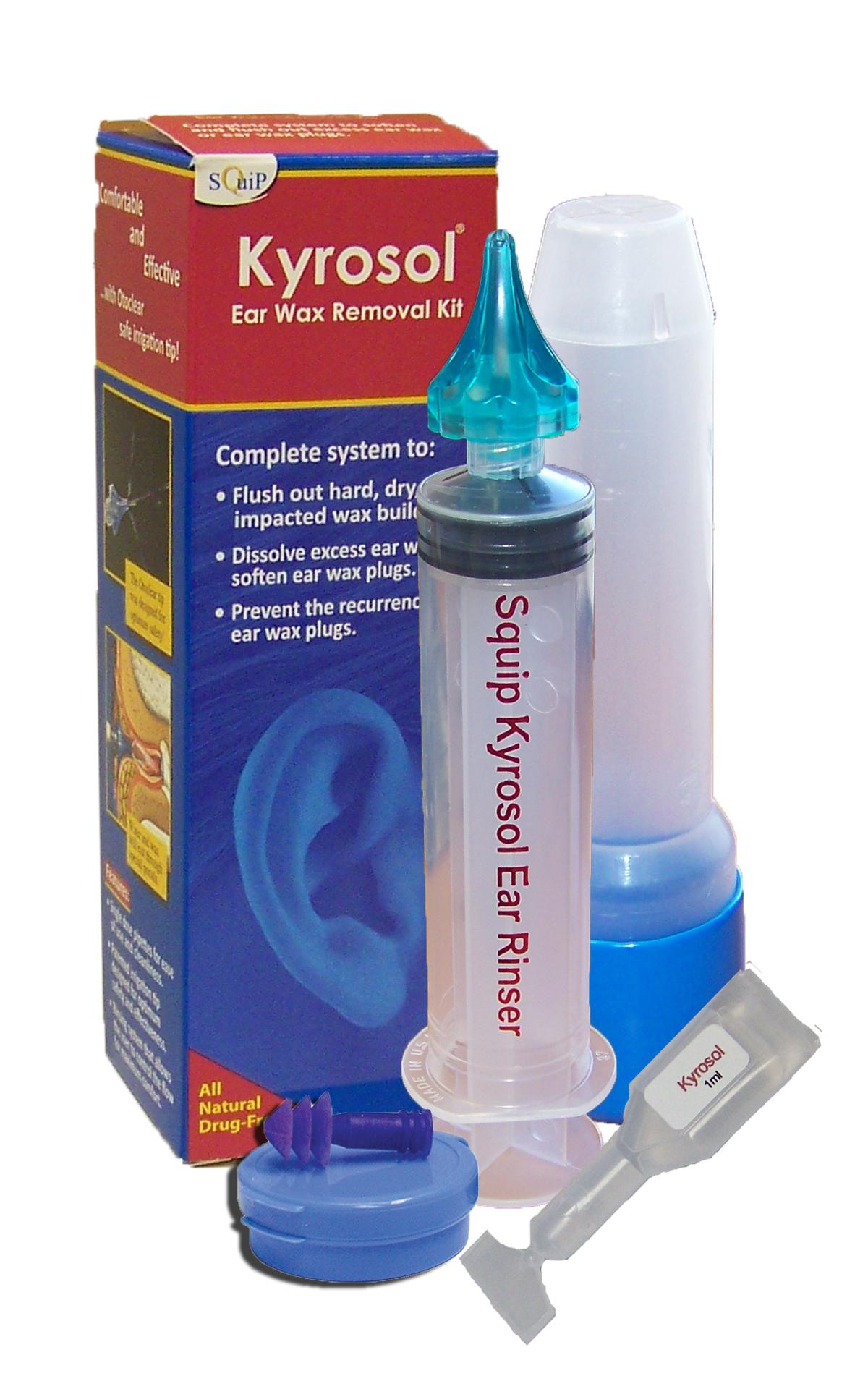 Kyrosol® Ear Wax Removal System