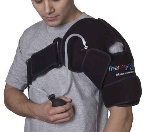 ThermoActive™ ThermoTherapy™ Hot & Cold Compression Support Left Shoulder
