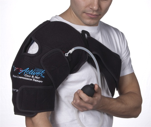 ThermoActive™ ThermoTherapy™ Hot & Cold Compression Support Right Shoulder