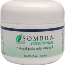 Sombra® Warm Therapy Pain Relieving Gel 2 oz Jar