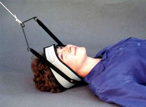 Portable Cervical Lumbar Traction Healthy You