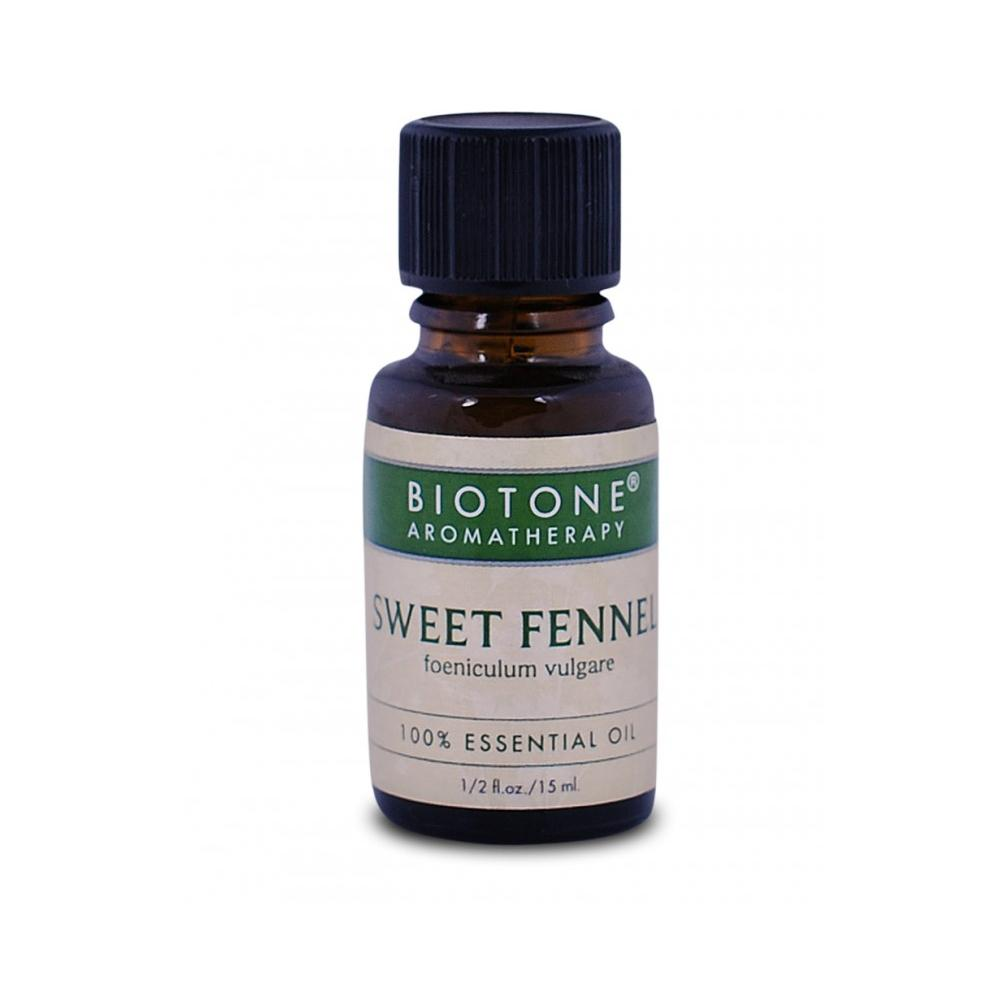 Biotone® Aromatherapy Essential Oil Sweet Fennel .5 oz