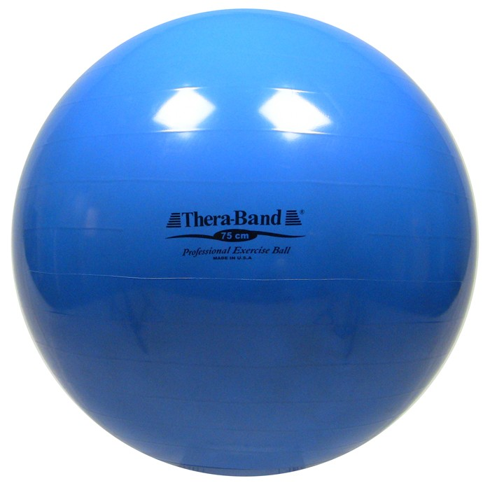 Thera-Band® Exercise Ball 75 cm Blue