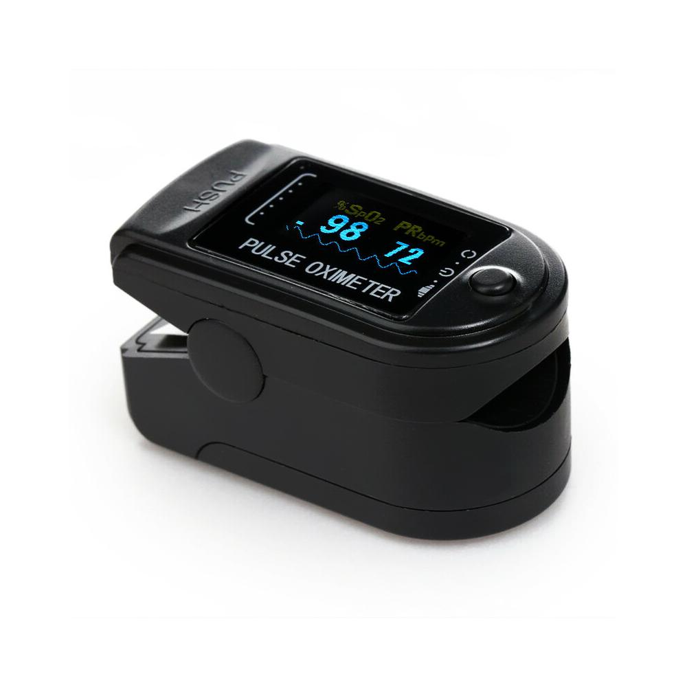 Contec™ Fingertip Pulse Oximeter with OLED Color Display CMS50DA