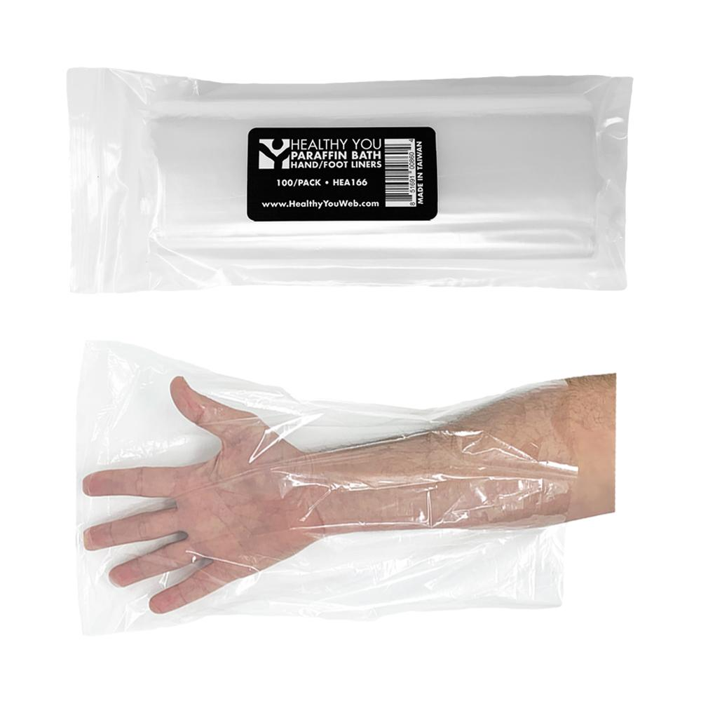 Healthy You™ Paraffin Bath Hand / Foot Liners 100/Pack