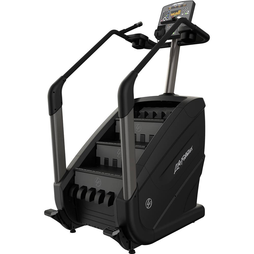 Life Fitness Treadmill Heart Rate Chart: Life Fitness Integrity Series PowerMill Climber
