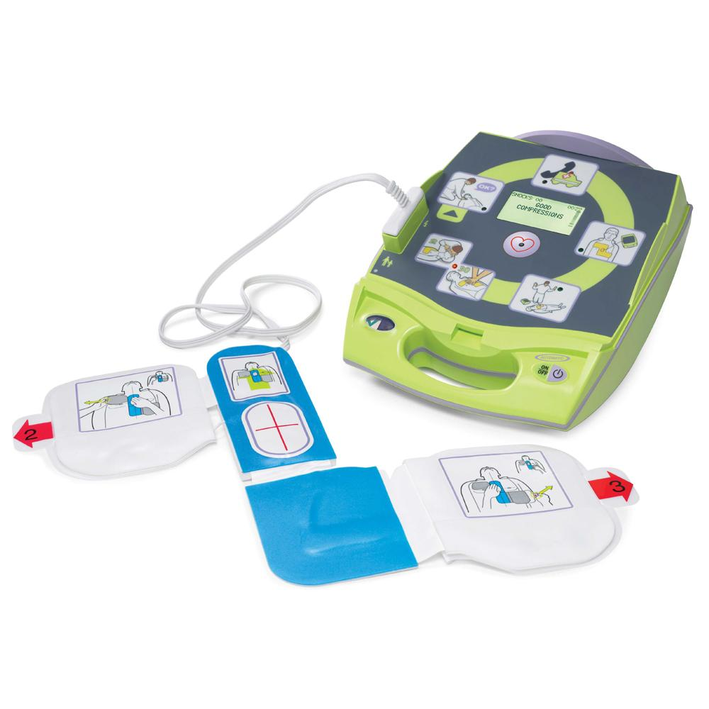 Zoll Medical AED Plus® Defibrillator