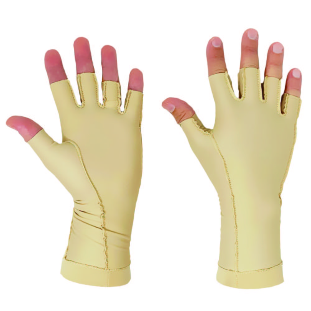 Healthy You™ Compression Edema Gloves Tipless Finger / Over the Wrist 1/Pair