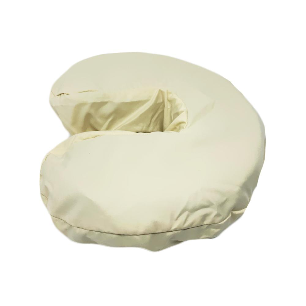 Healthy You™ Microfiber Massage Face Cradle Cover - Natural