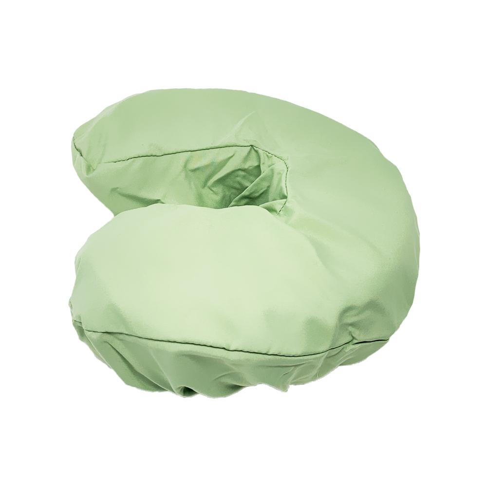 Healthy You™ Microfiber Massage Face Cradle Cover - Sage Green