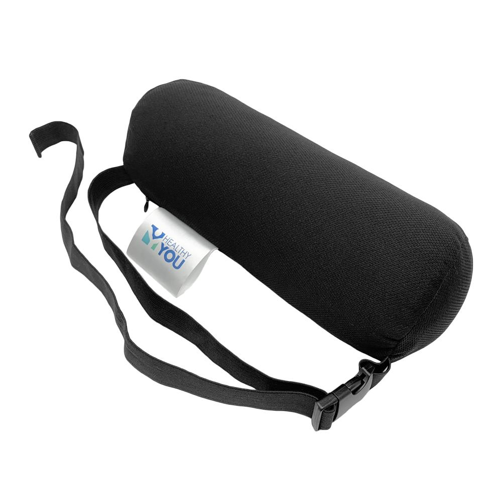 Healthy You™ Premium Lumbar Roll with Chair Buckle