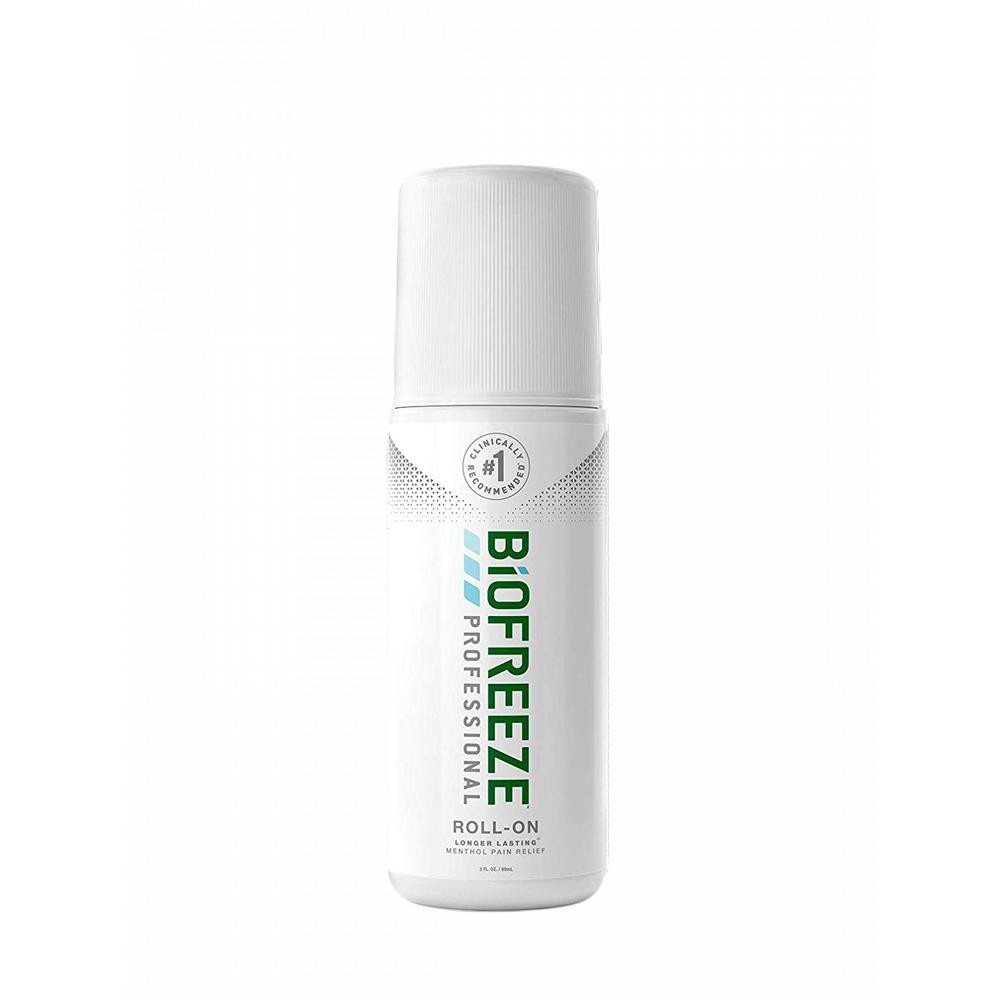 Biofreeze Professional Pain Relieving Roll-On 3 oz - Green