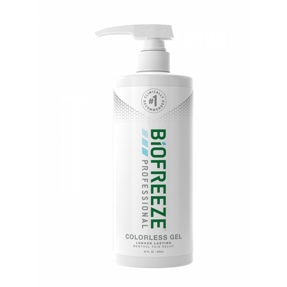 Biofreeze Professional Pain Relieving Gel - 32 oz Colorless