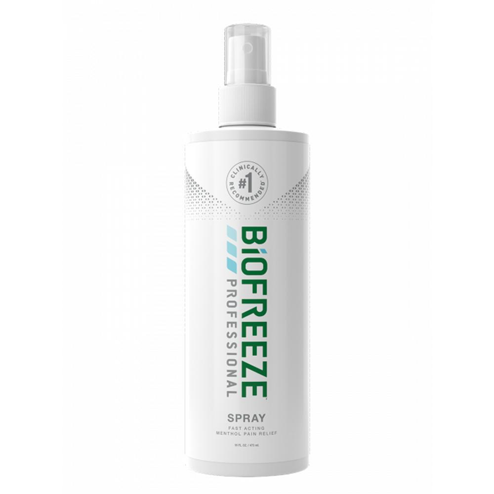 Biofreeze Professional Pain Relieving Spray Pump 16 oz - Colorless